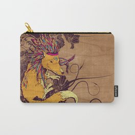 Spirit Happy Fox Carry-All Pouch