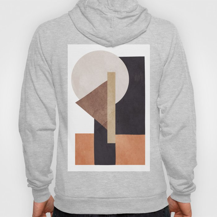 Abstract Geometric Art 10 Hoody