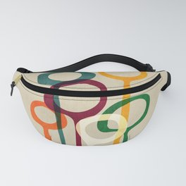 Blowing bubbles Fanny Pack