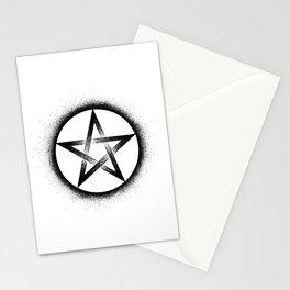 Pentagram Stationery Cards