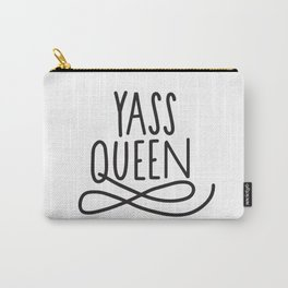 Yass Queen Broad City Hand Lettering Art Carry-All Pouch