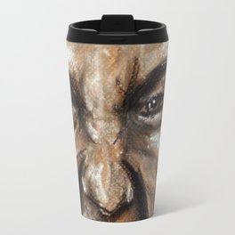 Scream #9 Travel Mug