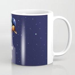 Koala Space Celebration Coffee Mug