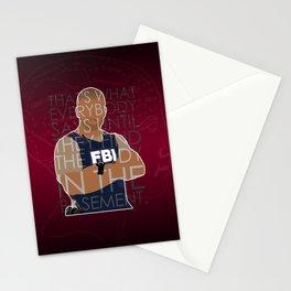 Criminal Minds - Morgan Stationery Cards
