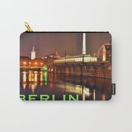 BERLIN NIGHT Carry-All Pouch