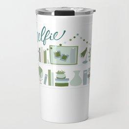 Shelfie Travel Mug