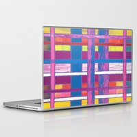 agnes Laptop & iPad Skins featuring Agnes Windyknickers by John Donlon