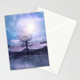 Messages from the Sun Stationery Cards