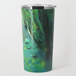 And the light is growing brighter now Travel Mug