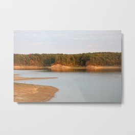 Wolf Creek Overlook Metal Print
