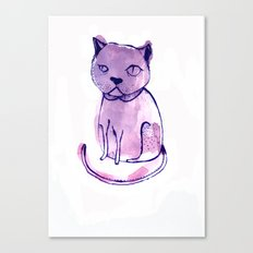 Are You Kitten Me?! Canvas Print