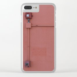 Deep Color Clear iPhone Case
