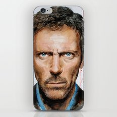 Hugh Laurie, House iPhone & iPod Skin