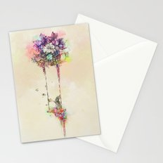After a Dream Stationery Cards