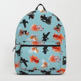 Goldfish Bowl Backpack