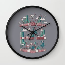 The X Games Wall Clock