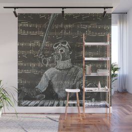 The Key of Life Wall Mural