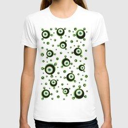 Justified Paranoia Green T-shirt