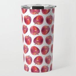 Red Apples Travel Mug