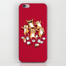Party Party Party iPhone Skin