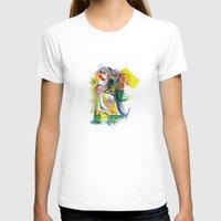 bookworm T-shirts featuring Bookworm by CrismanArt