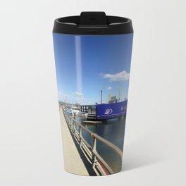 Pier at Lakes Entrance Travel Mug