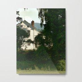 Old Homestead Metal Print