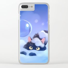 up to no good! Clear iPhone Case