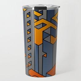 Welcome to the Machine #1 Travel Mug