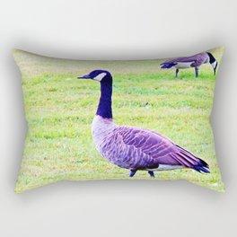 Canada Goose Rectangular Pillow