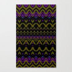Sweater Pattern Canvas Print