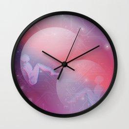 ROBOTS WANDERS Wall Clock