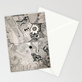 Wriggle and Writhe Stationery Cards