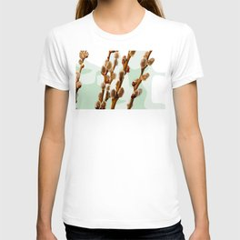 PUSSY WILLOWS T-shirt