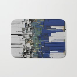 Abstract Composition 303 Bath Mat