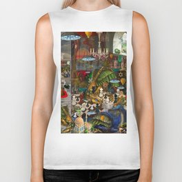Middle Ages Mentality Biker Tank