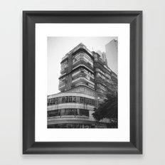 macau Framed Art Print