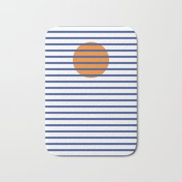 Sunshine Sea Bath Mat