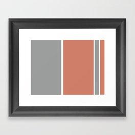 égalité Framed Art Print