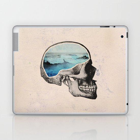 Brain Waves Laptop & iPad Skin