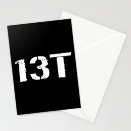 13T Field Artillery Surveyor/Meteorological Crewme Stationery Cards