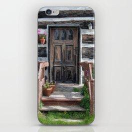 8108 iPhone Skin
