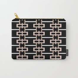 Pale Dogwood Night Deco Carry-All Pouch