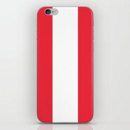 Flag of Austria iPhone Skin