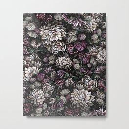 florals galore Metal Print