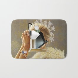 The Complete Dream · Crop Circle Bath Mat