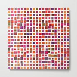color rectangles 010 Metal Print