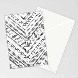 Geo Mudcloth Stationery Cards