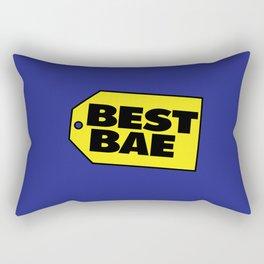 Best Bae Rectangular Pillow