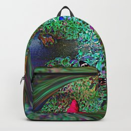 Butterfly Ball Backpack